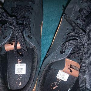 Puma Shoes - BRAND NEW! Rose gold Puma sneakers